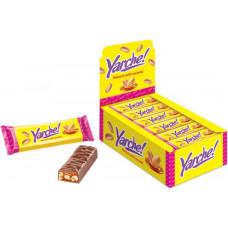 Шоколадные батончики «Yarche!» глазированный. Вес 50 гр. Яшкино.