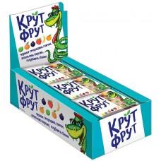 «КрутФрут», мармелад жевательный в форме забавных змеек, 40 г (упаковка 15 шт) Яшкино