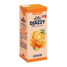 «Djazzy», сок апельсиновый, с мякотью, 200 мл