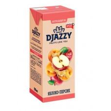 «Djazzy», сок яблоко-персик, 200 мл
