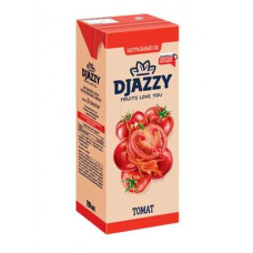 «Djazzy», сок томатный, с мякотью, 200 мл