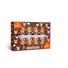 """Funny Bunny / Изделия фигурные """"Зайчик"""" с шоколадной начинкой. Вес 600 гр."""