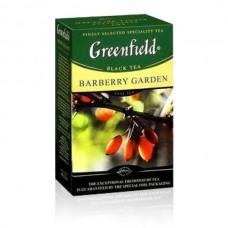 Чай Гринфилд Барбери Гарден 100 гр.