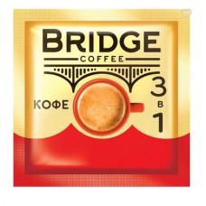 «Bridge», напиток кофейный 3 в 1, 20 г (упаковка 40 шт.) Яшкино
