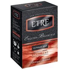 «ETRE», «Английский завтрак» чай черный гранулированный, 100 гр.