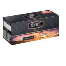 «ETRE», thyme черный с чабрецом, 25 пакетиков, 50 гр.
