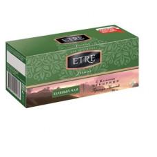 «ETRE», jasmine чай зеленый с жасмином, 25 пакетиков, 50 гр.