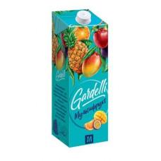 «Gardelli», нектар «Мультифрукт» 1 литр