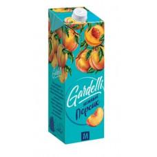 «Gardelli», нектар «Нежный персик» 1 литр