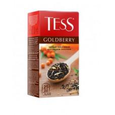 Чай черный в пакетиках Тесс Goldberry 25 пак/уп, 1,8 г
