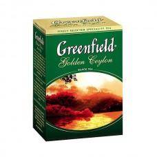Чай Гринфилд Голден Цейлон  100 гр.