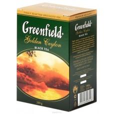 Чай Гринфилд Голден Цейлон  200 гр.