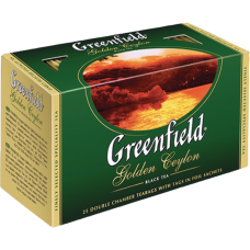 Чай Гринфилд Голден Цейлон 2г/25 пак.