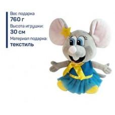 «Яшкино», новогодний набор «Мышка Ями большая» Вес 760 гр.