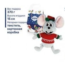 «Яшкино», новогодний набор «Мышонок Яша», 370 гр.