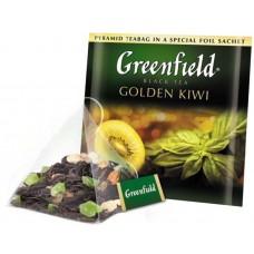 Чай Гринфилд Голден Киви 1.8/20 пирамидки.
