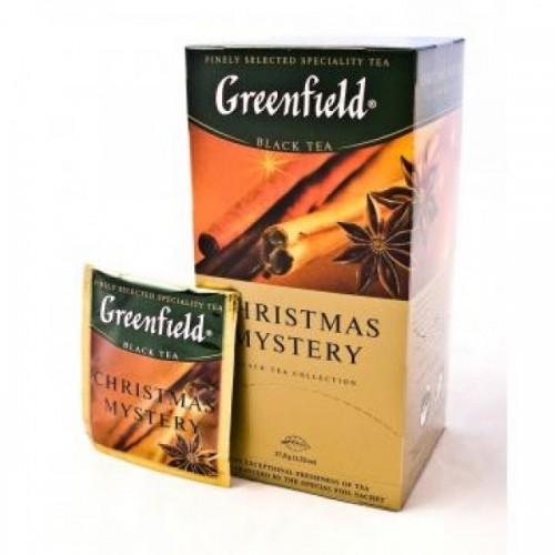 гринфилд чай мери кристмас