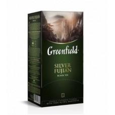 Чай черный Гринфилд Silver Fujian (25 пак. х 2г)