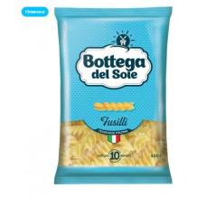 «Bottega del Sole», макаронные изделия «Спирали», 400 гр. Яшкино