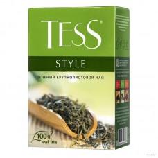 """Чай зеленый листовой """"Тесс  Style"""" (100 г)"""