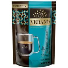 «Verano», кофе растворимый с добавлением молотого, 75 гр. Россия