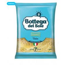«Bottega del Sole», макаронные изделия «Вермишель», 400 гр. Яшкино