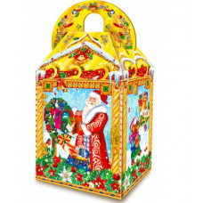 Новогодний подарок № 75 Волшебный фонарь. Вес 1200 гр.
