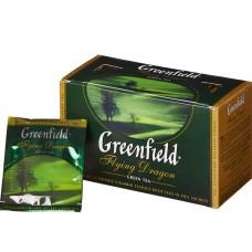 Чай Гринфилд  Флайм Дракон 2 гр / 25 пакетиков.