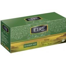 «ETRE», «Mao Feng» чай зеленый, 25 пакетиков, 50 гр.