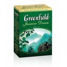 Чай Гринфилд Жасмин дрим  100 гр.