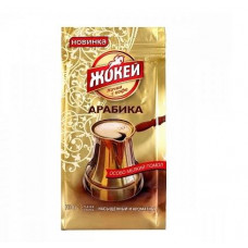 Кофе Жокей Для турки молотый, 100 гр.