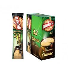 Кофе Жокей Классический 3 в 1 растворимый. Вес 12 гр. Блок 10 шт.