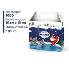 «Яшкино», новогодний набор «Зимний город», 1000 гр.
