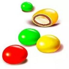Арахис в шоколаде и хрустящей глазури. Вес 1.5 кг Яшкино. Товар продается упаковкой.