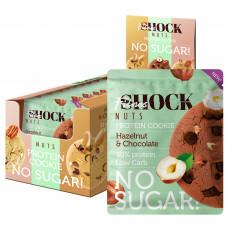 Protein Cookie NUTS Фундук-Шоколад 40г
