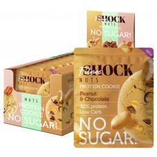 Protein Cookie NUTS Арахис-Шоколад  40г