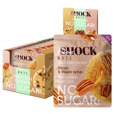 Protein Cookie NUTS Пекан-Кленовый сироп 40 г