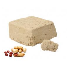 Халва арахисовая в нарезке. Вес 5.6 кг. Азов