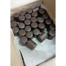 Халва подсолнечная в шоколаде (бочонки) Вес 2,5 кг. Ростов
