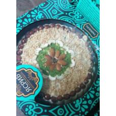 Торт ореховый-халва Самарскандская. Вес 2,25 кг.