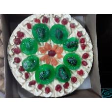 Торт фруктовый-халва Самарскандская. Вес 3 кг.