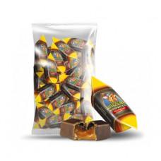 """""""Коровка на сливках в шоколаде""""конфеты. Вес 1 кг. Вольск"""