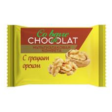 """""""CHOCOLATE мульти злаковые/Грецкий орех/ в бел.глаз.""""конфеты. Вес 2 кг."""