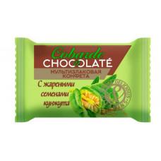 """CHOCOLATE мультизлаковые/Кунжут/""конфеты. Вес 2 кг. Москва"