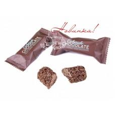 CHOCOLATE мультизлаковые, темные. Вес 2 кг. Шоколатье. Москва.