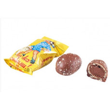 """""""Ну-ка отними шоколадный крем""""конфеты. Вес 2 кг. Красный Октябрь."""