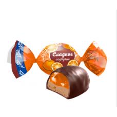 """Сладкое Созвучие апельсин с шоколадом""""к-ты. Вес 1 кг. Курск"""