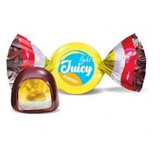 Конфета Juicy light ананас (упаковка 0,5 кг) Яшкино