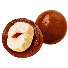 «Ореховичи», драже «Фундук Петрович» в молочно-шоколадной глазури (коробка 1,5 кг) Яшкино