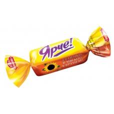Конфета «Ярче!» с семенами подсолнечника (упаковка 0,5 кг)
